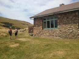 The Packhorse Hut - Close to Christchurch with an interesting history.