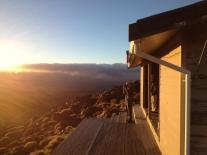 Rangipo Hut - In a league of its own!