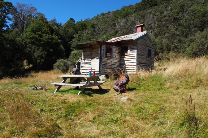 Chaffey Hut